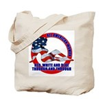 All American Woman Tote Bag