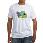 See-Saw Agility Dog Fitted TShirt