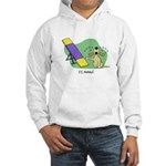 See-Saw Agility Dog Hooded Sweatshirt