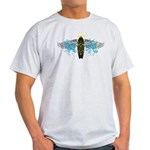 """Surf Angel: Tribe"" Light T-Shirt"