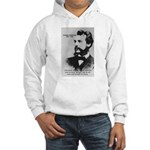 Alexander Graham Bell Hooded Sweatshirt