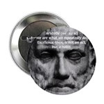 "Greek Philosophy: Aristotle 2.25"" Button (100 pack"