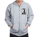 Mike Huckabee is my homeboy Zip Hoodie