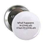 "Student Nurse Clinicals 2.25"" Button (10 pack)"
