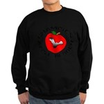 Apple Bobber Sweatshirt (dark)
