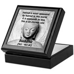 Buddhism Philosophy of Love Keepsake Box