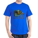 Couch Potato Jogging Dark T-Shirt
