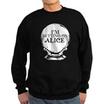 Betting On Alice Sweatshirt (dark)