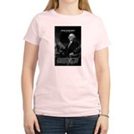 President George Washington Women's Pink T-Shirt