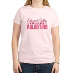 Edward Twilight Valentine Women's Light T-Shirt