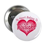 "Heart Belongs Twilight 2.25"" Button (100 pack)"