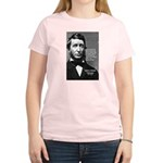 Philosophy / Nature: Thoreau Women's Pink T-Shirt