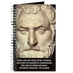 Greek Philosophy: Thales Journal