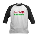 Bite Me Carlisle Kids Baseball Jersey
