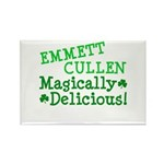Emmett Magically Delicious Rectangle Magnet (10 pa