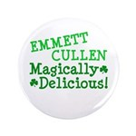 "Emmett Magically Delicious 3.5"" Button"