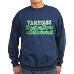 Vampires Magically Delicious Sweatshirt (dark)