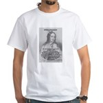 Tragic Love: Romeo and Juliet White T-Shirt