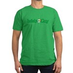 Irish Guy Men's Fitted T-Shirt (dark)
