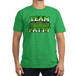 Team Patty Men's Fitted T-Shirt (dark)
