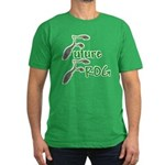 Future Frog Men's Fitted T-Shirt (dark)