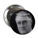 Franklin D. Roosevelt Button