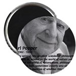 Open Society: Karl Popper Magnet