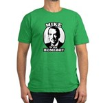 Mike Huckabee is my homeboy Men's Fitted T-Shirt (