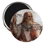 Plato: Philosophy / Equality Magnet