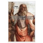 Music and Plato Large Poster