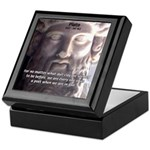 Dialogues of Plato Poet in Love Keepsake Box