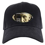 Orwell Big Brother 1984 Black Cap