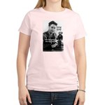 Modern Fable Writer Orwell Women's Pink T-Shirt