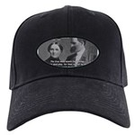 Man and Woman: Nietzsche Black Cap