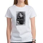 Christian Morality / Nietzsche Women's T-Shirt