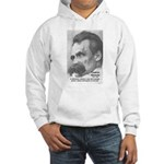 Group Insanity: Nietzsche Hooded Sweatshirt