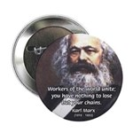 "Union of Workers: Marx 2.25"" Button (10 pack)"