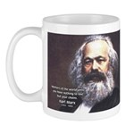 Union of Workers: Marx Mug