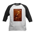 Power of Change Karl Marx Kids Baseball Jersey