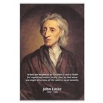 John Locke: Law of Love Large Poster