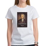 John Locke: Law of Love Women's T-Shirt