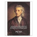 Change and John Locke Small Poster