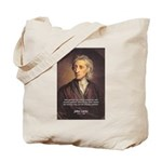 Change and John Locke Tote Bag