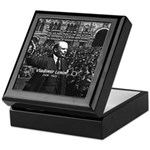 Vladimir Lenin Revolution Keepsake Box