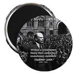 USSR Foundation Lenin Magnet