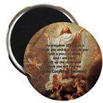 "Jesus Kingdom of Heaven 2.25"" Magnet (100 pack)"
