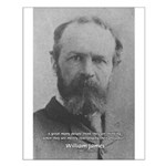 Prejudice William James Small Poster