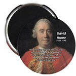 "Christianity and David Hume 2.25"" Magnet (100 pack"