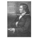 Power of Dreams: Goethe Large Poster