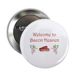 "Bacon Heaven 2.25"" Button (10 pack)"